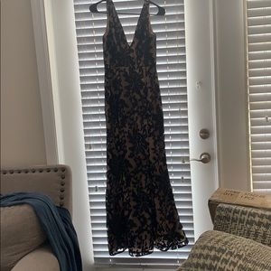 Lovers and friends formal dress